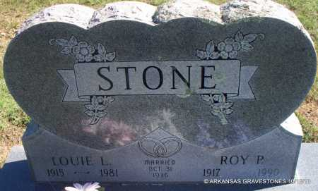 STONE, ROY P - Logan County, Arkansas | ROY P STONE - Arkansas Gravestone Photos