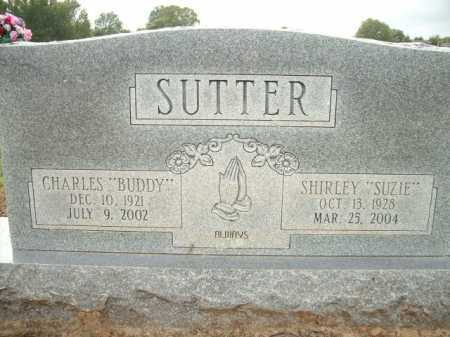 "SUTTER, CHARLES ""BUDDY"" - Logan County, Arkansas 