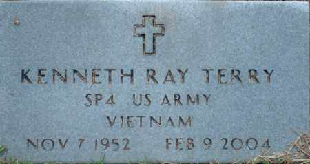 TERRY  (VETERAN VIET), KENNETH - Logan County, Arkansas | KENNETH TERRY  (VETERAN VIET) - Arkansas Gravestone Photos