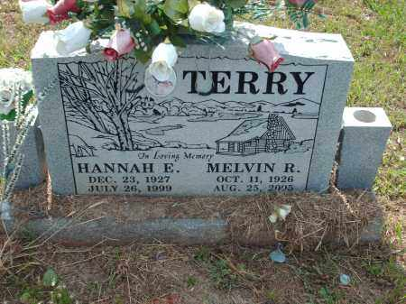 TERRY, MELVIN - Logan County, Arkansas | MELVIN TERRY - Arkansas Gravestone Photos