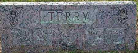 TERRY, WILLIAM G - Logan County, Arkansas | WILLIAM G TERRY - Arkansas Gravestone Photos