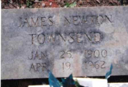 TOWNSEND, JAMES NEWTON - Logan County, Arkansas | JAMES NEWTON TOWNSEND - Arkansas Gravestone Photos