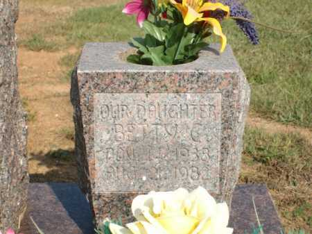 TRAYLOR, BETTY C. - Logan County, Arkansas | BETTY C. TRAYLOR - Arkansas Gravestone Photos