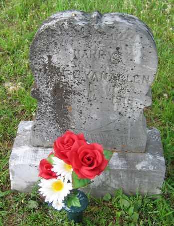 VAN ALLEN, HARRY - Logan County, Arkansas | HARRY VAN ALLEN - Arkansas Gravestone Photos