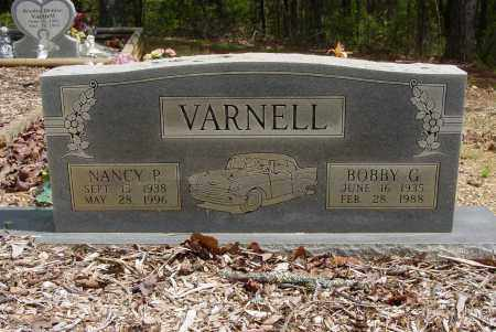 VARNELL, NANCY P - Logan County, Arkansas | NANCY P VARNELL - Arkansas Gravestone Photos