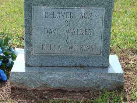 WALKER, INFANT SON - Logan County, Arkansas | INFANT SON WALKER - Arkansas Gravestone Photos