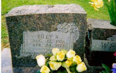 WEEKS, BILLY RALPH - Logan County, Arkansas   BILLY RALPH WEEKS - Arkansas Gravestone Photos