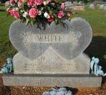 WHITE, MARGIE J. - Logan County, Arkansas | MARGIE J. WHITE - Arkansas Gravestone Photos