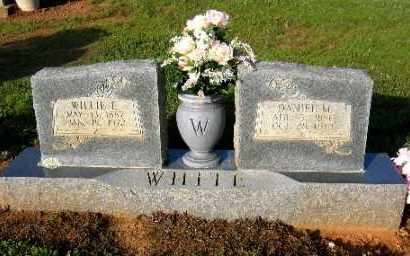 WHITE, DANIEL - Logan County, Arkansas | DANIEL WHITE - Arkansas Gravestone Photos