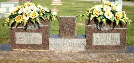 WHITECOTTON, ADA - Logan County, Arkansas | ADA WHITECOTTON - Arkansas Gravestone Photos