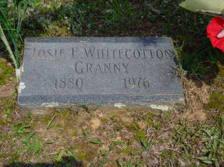 WHITECOTTON, JOSIE ELLEN - Logan County, Arkansas | JOSIE ELLEN WHITECOTTON - Arkansas Gravestone Photos