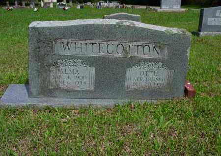 WHITECOTTON, OTTIS GULLEY - Logan County, Arkansas | OTTIS GULLEY WHITECOTTON - Arkansas Gravestone Photos