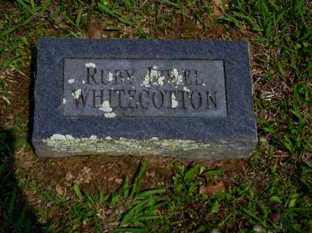 WHITECOTTON, RUBY JEWELL - Logan County, Arkansas | RUBY JEWELL WHITECOTTON - Arkansas Gravestone Photos
