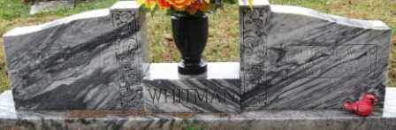WHITMAN, LORENE W. - Logan County, Arkansas | LORENE W. WHITMAN - Arkansas Gravestone Photos