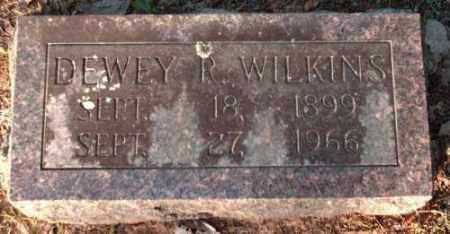 WILKINS, DEWEY ROBERT - Logan County, Arkansas | DEWEY ROBERT WILKINS - Arkansas Gravestone Photos