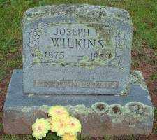 WILKINS, JOSEPH HENRY - Logan County, Arkansas | JOSEPH HENRY WILKINS - Arkansas Gravestone Photos