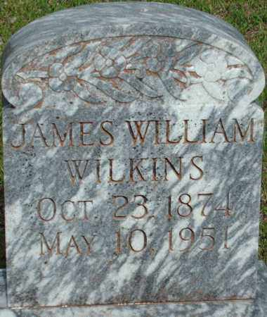 WILKINS, JAMES - Logan County, Arkansas | JAMES WILKINS - Arkansas Gravestone Photos