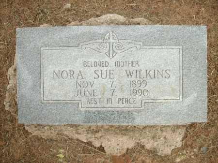 WILKINS, NORA SUE - Logan County, Arkansas | NORA SUE WILKINS - Arkansas Gravestone Photos