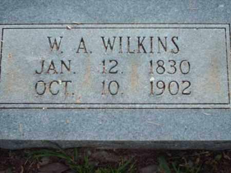 WILKINS, WILLIAM ANDERSON - Logan County, Arkansas | WILLIAM ANDERSON WILKINS - Arkansas Gravestone Photos