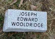 WOOLDRIDGE, JOSEPH EDWARD - Logan County, Arkansas | JOSEPH EDWARD WOOLDRIDGE - Arkansas Gravestone Photos