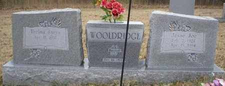 WOOLDRIDGE, JESSE JOE - Logan County, Arkansas | JESSE JOE WOOLDRIDGE - Arkansas Gravestone Photos