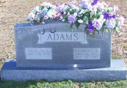 ADAMS, RAYMOND D - Lonoke County, Arkansas | RAYMOND D ADAMS - Arkansas Gravestone Photos