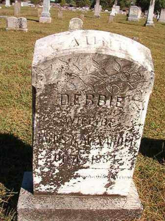 ALEXANDER, DEBBIE - Lonoke County, Arkansas | DEBBIE ALEXANDER - Arkansas Gravestone Photos