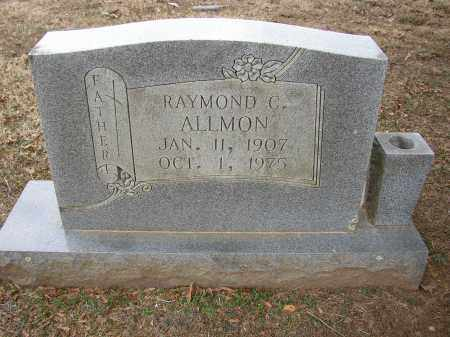 ALLMON, RAYMOND C. - Lonoke County, Arkansas | RAYMOND C. ALLMON - Arkansas Gravestone Photos