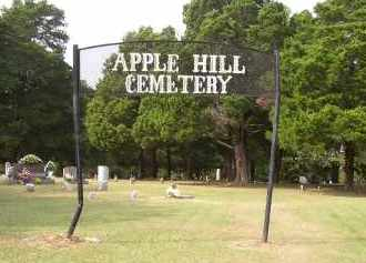 *APPLE HILL CEMETERY, . - Lonoke County, Arkansas | . *APPLE HILL CEMETERY - Arkansas Gravestone Photos