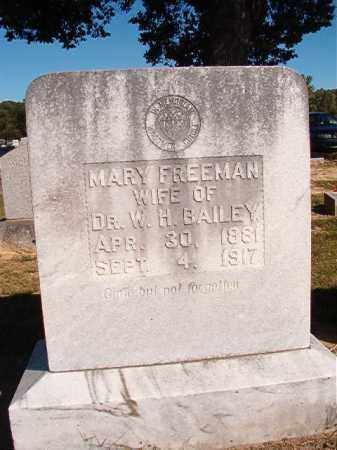 BAILEY, MARY - Lonoke County, Arkansas | MARY BAILEY - Arkansas Gravestone Photos