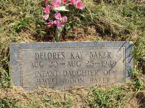BAKER, DELORES KAY - Lonoke County, Arkansas | DELORES KAY BAKER - Arkansas Gravestone Photos