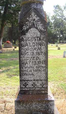 BALDING, AUGUSTA E. - Lonoke County, Arkansas | AUGUSTA E. BALDING - Arkansas Gravestone Photos