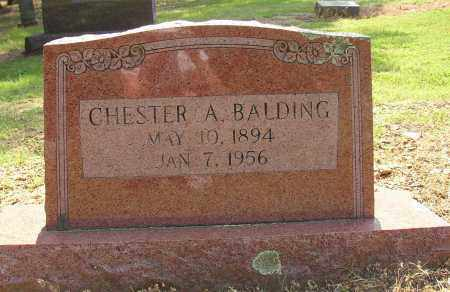 BALDING, CHESTER A. - Lonoke County, Arkansas | CHESTER A. BALDING - Arkansas Gravestone Photos