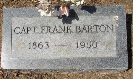 BARTON, FRANK - Lonoke County, Arkansas | FRANK BARTON - Arkansas Gravestone Photos