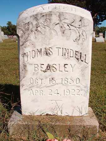 BEASLEY, THOMAS TINDELL - Lonoke County, Arkansas | THOMAS TINDELL BEASLEY - Arkansas Gravestone Photos