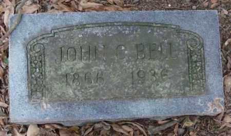 BELL, JOHN C - Lonoke County, Arkansas | JOHN C BELL - Arkansas Gravestone Photos