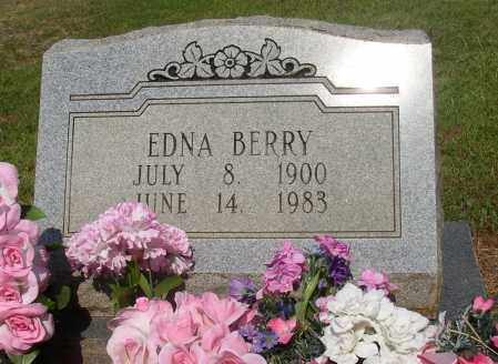 BERRY, EDNA - Lonoke County, Arkansas | EDNA BERRY - Arkansas Gravestone Photos