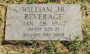 BEVERAGE, WILLIAM JR. - Lonoke County, Arkansas | WILLIAM JR. BEVERAGE - Arkansas Gravestone Photos