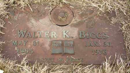 BIGGS, WALTER K. - Lonoke County, Arkansas | WALTER K. BIGGS - Arkansas Gravestone Photos