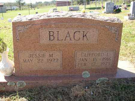 BLACK, CLIFFORD L. - Lonoke County, Arkansas | CLIFFORD L. BLACK - Arkansas Gravestone Photos