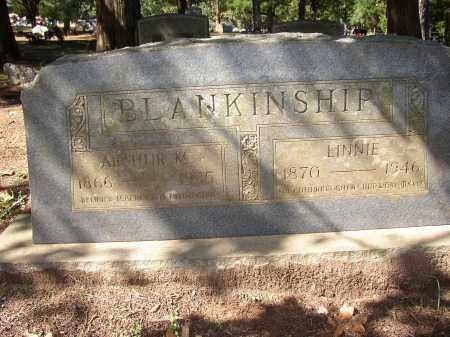 BLANKINSHIP, ARTHUR M. - Lonoke County, Arkansas | ARTHUR M. BLANKINSHIP - Arkansas Gravestone Photos