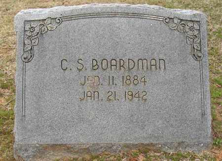 BOARDMAN, C. S. - Lonoke County, Arkansas | C. S. BOARDMAN - Arkansas Gravestone Photos