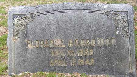 BOARDMAN, FLORENSE - Lonoke County, Arkansas | FLORENSE BOARDMAN - Arkansas Gravestone Photos