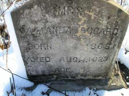 BOGARD, AMANDA - Lonoke County, Arkansas | AMANDA BOGARD - Arkansas Gravestone Photos