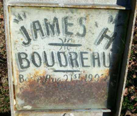 BOUDREAU, JAMES H - Lonoke County, Arkansas | JAMES H BOUDREAU - Arkansas Gravestone Photos