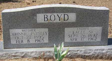 PARSLEY BOYD, JOHNNIE - Lonoke County, Arkansas | JOHNNIE PARSLEY BOYD - Arkansas Gravestone Photos