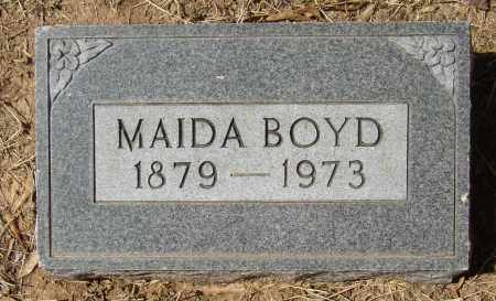 BOYD, MAIDA - Lonoke County, Arkansas | MAIDA BOYD - Arkansas Gravestone Photos