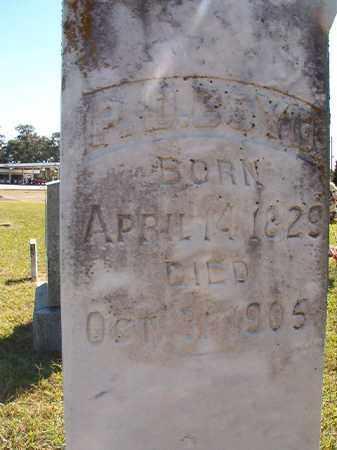 BOYD, P D - Lonoke County, Arkansas | P D BOYD - Arkansas Gravestone Photos