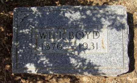 BOYD, WILL - Lonoke County, Arkansas | WILL BOYD - Arkansas Gravestone Photos