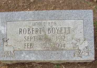 BOYETT, ROBERT - Lonoke County, Arkansas | ROBERT BOYETT - Arkansas Gravestone Photos